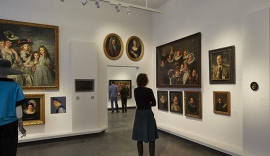 Centraal Museum Lichtontwerp door Beersnielsen Lichtontwerpers