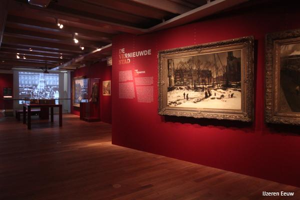 Beersnielsen belicht tentoonstelling Ijzeren Eeuw in Amsterdam Museum