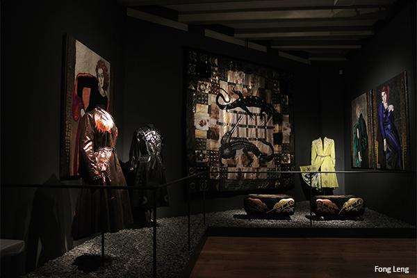 Amsterdam Museum Belichting tentoonstelling Fon leng door Beersnielsen lichtontwerpers