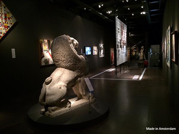 Amsterdam Museum tentoonstelling Made in Amsterdam belicht door Beersnielsen lichtontwerpers