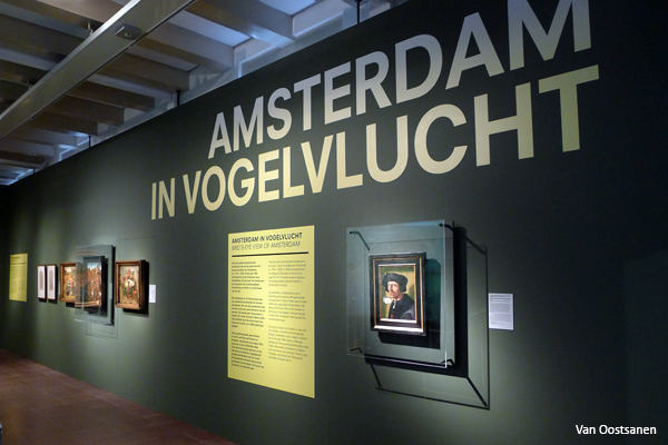 Amsterdam Museum Mondriaan Tnetoonstelling belicht door Beersnielsen lichtontwerpers