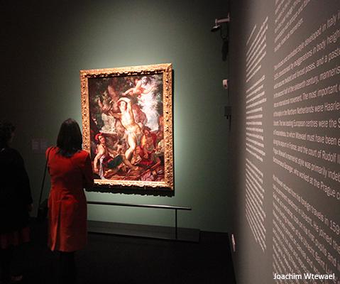 Beersnielsen belicht Hoachim Wtewael in Centraal Museum Utrecht