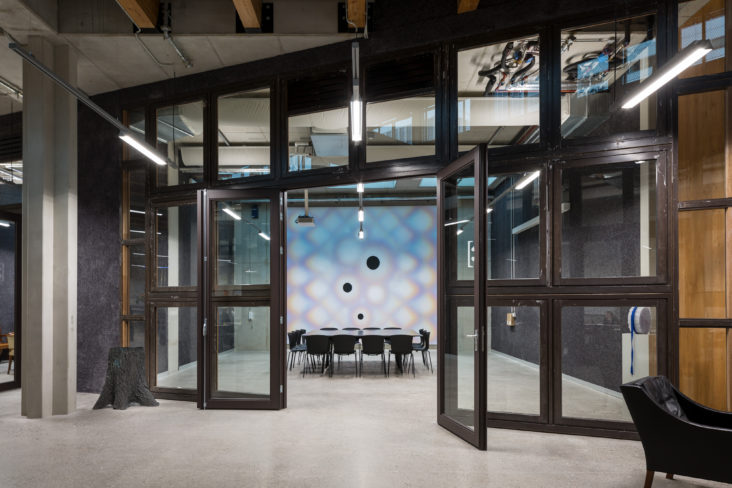 Beersnielsen lichtontwerpers circulair design The circl