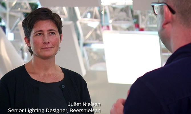 Beersnielsen Lighting Designers Philips Campus
