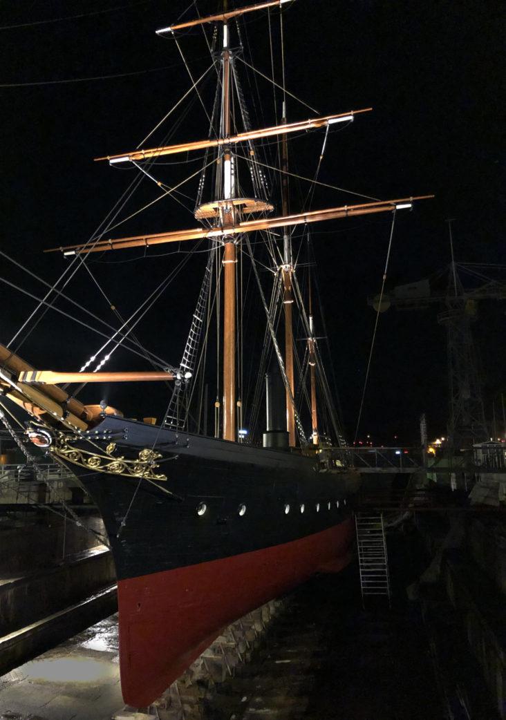 Beersnielsen belicht De Bonaire in Willemsoord Den helder