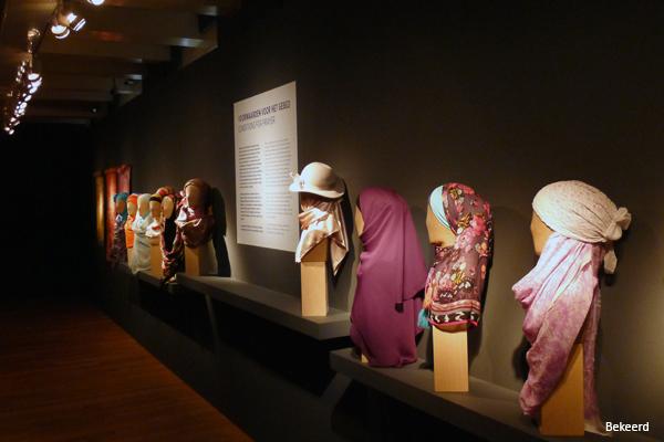 Amsterdam Museum - Lichtontwerp Tentoonstelling Bekeerd door Beersnielsen