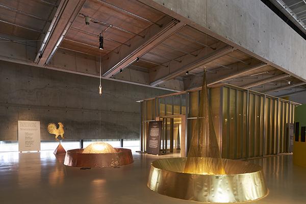 Beersnielsen belichten tentoonstelling Het Nieuwe Instituut - designing the surface