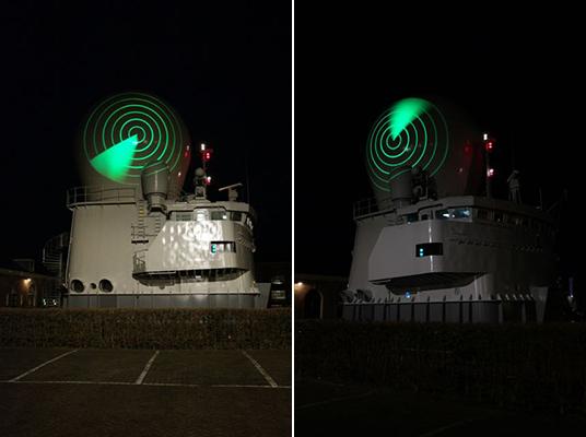 Lichtkansenkaart Den Helder