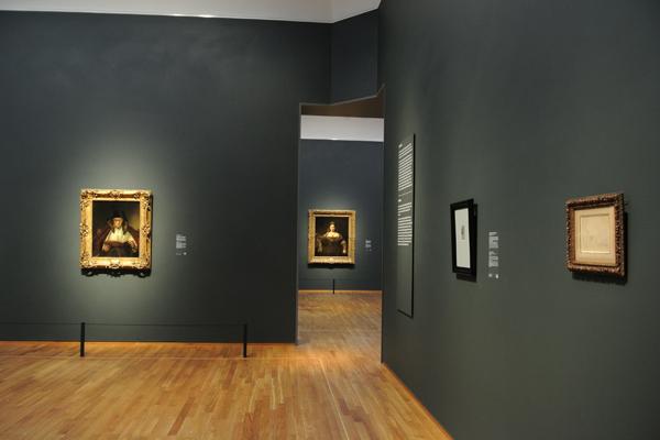 Beersnielsen belicht Late Rembrandt in Rijksmuseum