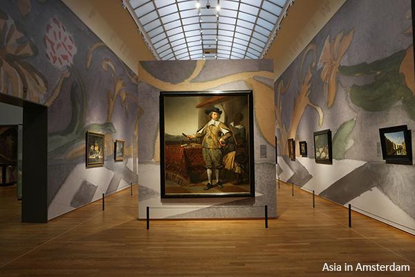 Beersnielsen belicht Rijksmuseum tentoonstelling Asia in Amsterdam