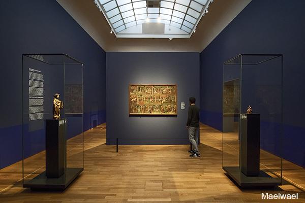 Beesrnielsen belicht Rijksmuseum Tentoonstelling Maelwael