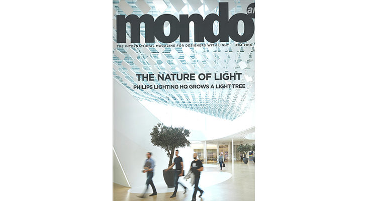 Beersnielsen Lighting designers cover Mondo Arc