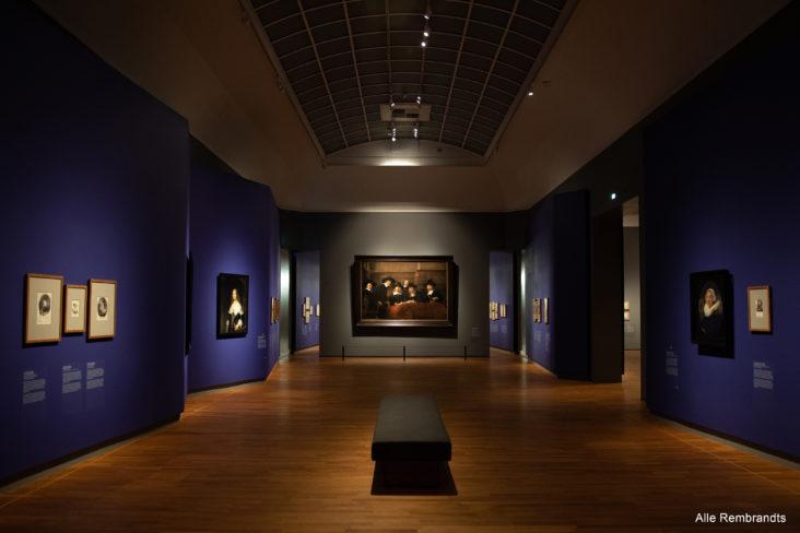 Beersnielsen belicht Alle Rembrandts in het Rijksmuseum