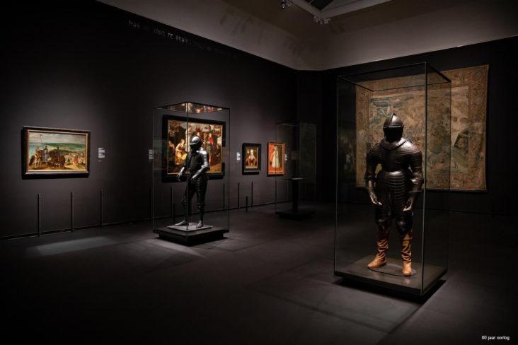 Beersnielsen belicht Rijksmuseum 80 jaar oorlog