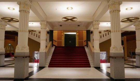 Lichtplan voor De Vereeniging door Beersnielsen lichtontwerpers / lighting designers