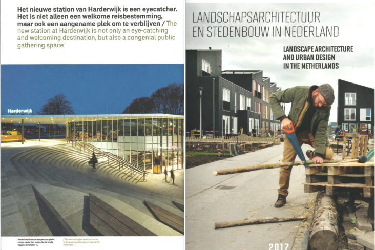 Beersnielsen in Jaarboek Landschapsarchitectuur 2017