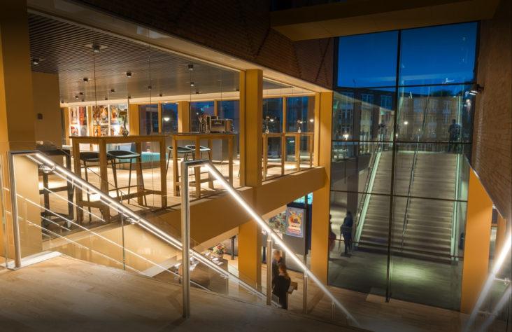 Beersnielsen lichtontwerpers Focus Filmtheater Arnhem
