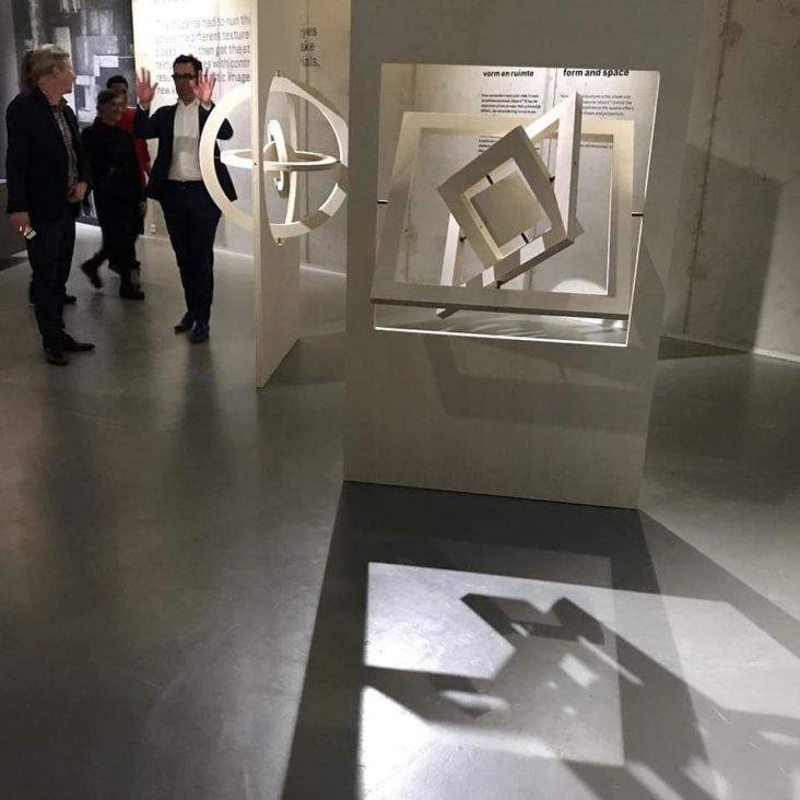 Beersnielsen belicht Nederland Bauhaus - pioniers van een nieuwe wereld in museum Boijmans van Beuningen in Rottterdam
