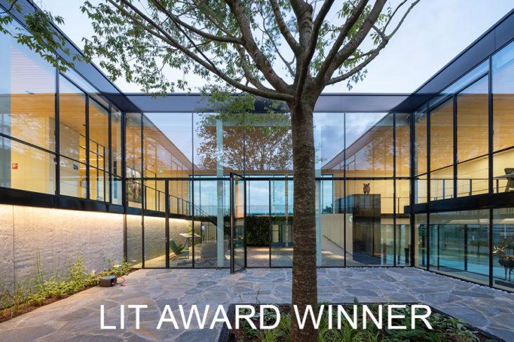 Beersnielsen lighting designers LIT AWARD Winner