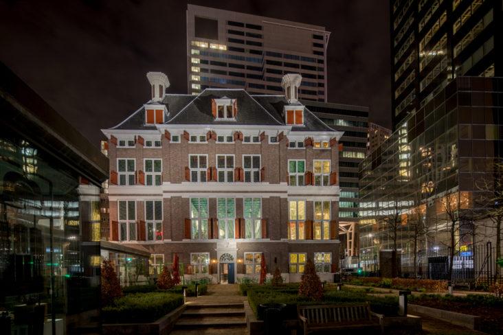 Schielandshuis Rotterdam Lighting Designer by Beersnielsen